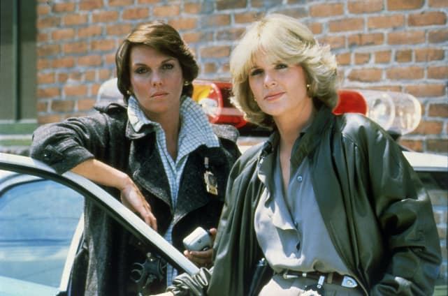 Cagney and Lacey: Christine Cagney and Mary Beth Lacey