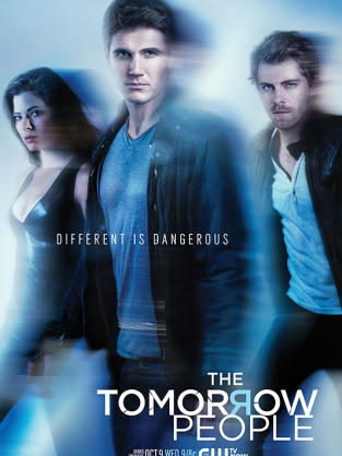 The Tomorrow People Poster