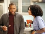 Dre Worries About Rainbow - black-ish Season 1 Episode 11
