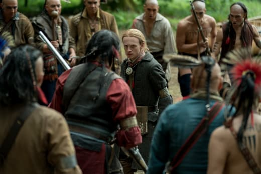 Proving His Worth - Outlander Season 4 Episode 13