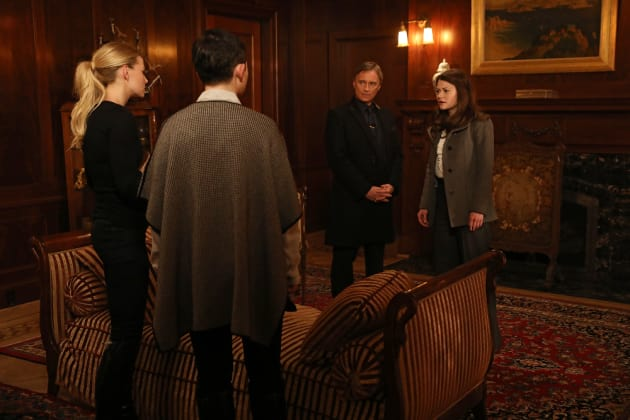 Power Meeting - Once Upon a Time Season 6 Episode 16