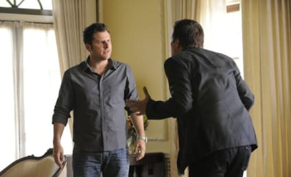 Psych Season Finale Review: Family Ties