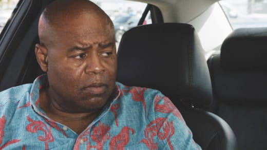 Grover's Revelation - Hawaii Five-0