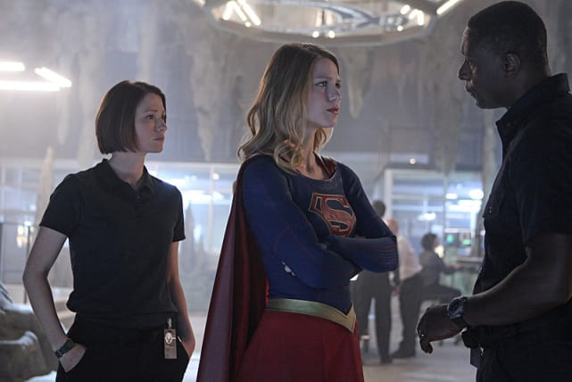 Supergirl - Monday, April 18