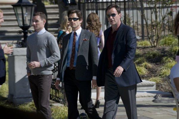 Cool guys wear shades