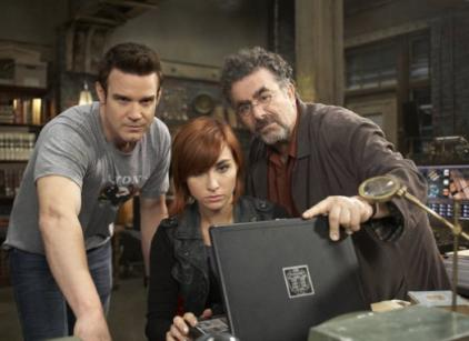 Watch Warehouse 13 Season 3 Episode 12 Online