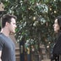 JJ Tells Gabi Off - Days of Our Lives