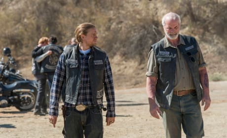 Jax and Jury - Sons of Anarchy Season 7 Episode 8