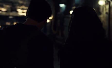 Shadowhunters Sneak Peek: Simon and Izzy Team Up!