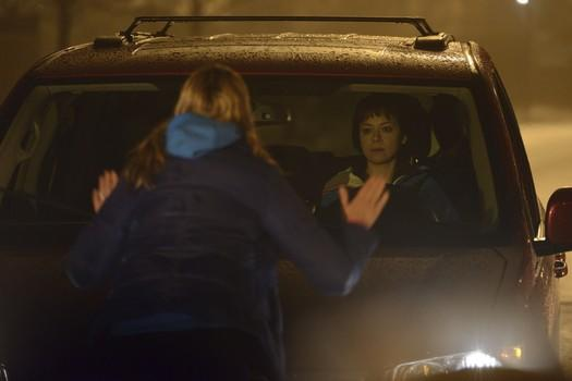 Alison Behind the Wheel