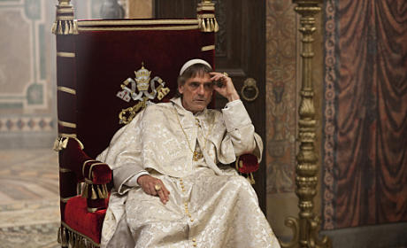 Jeremy Irons as Rodrigo Borgia