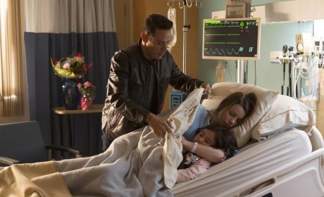 Getting Cozy - Lucifer Season 2 Episode 13
