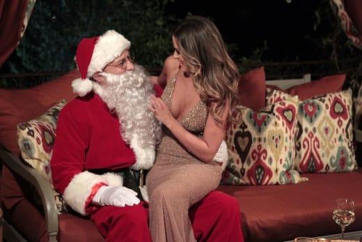 JoJo Meets Santa - The Bachelorette