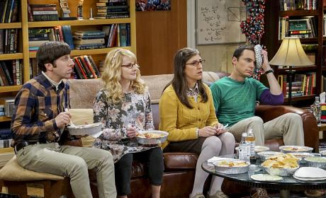 Howard Seems Pretty Interested  - The Big Bang Theory Season 10 Episode 9