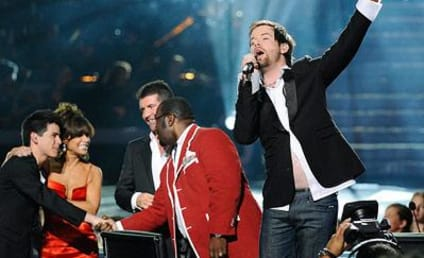 The American Idol Finale, In Pictures