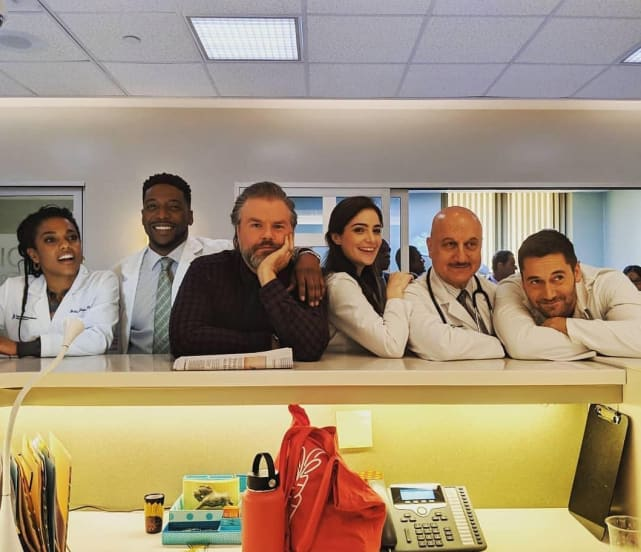 Supremely Talented Cast