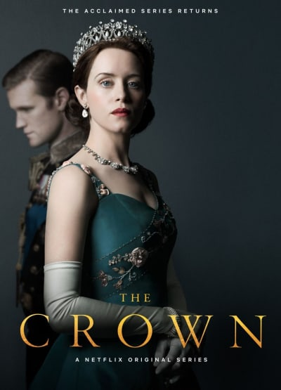 The Crown Poster decade
