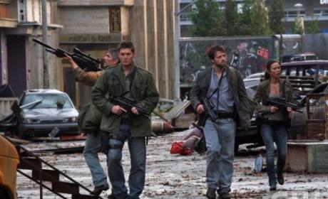 Dean, Down the Line