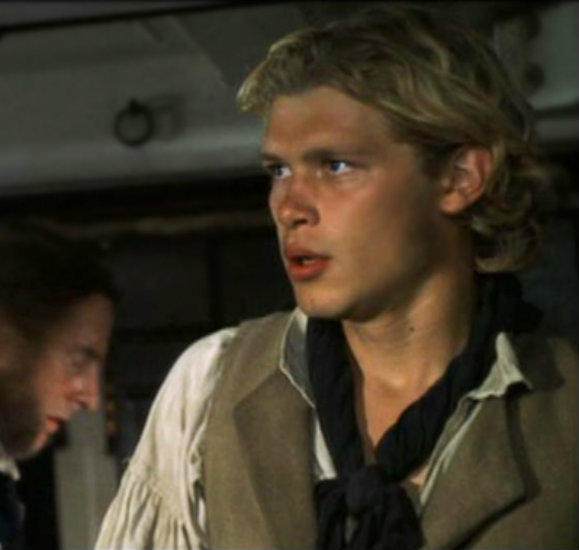 Joseph Morgan in Master and Commander: The Far Side of the World