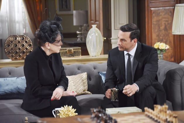 Vivian and Stefan - Days of Our Lives