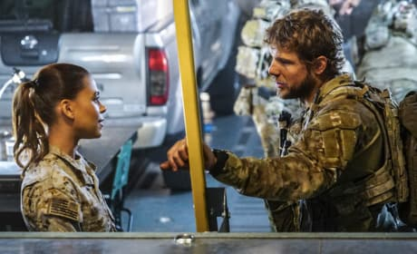 Clay embarks on his first mission - SEAL Team Season 1 Episode 9