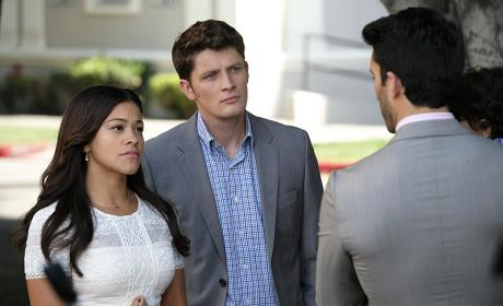 Taking Mateo to Church - Jane the Virgin