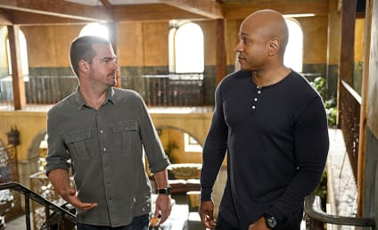 NCIS: Los Angeles Review: Hetty's Orphans