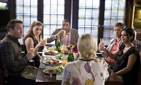 Couples' Dinner - Hart of Dixie Season 4 Episode 9