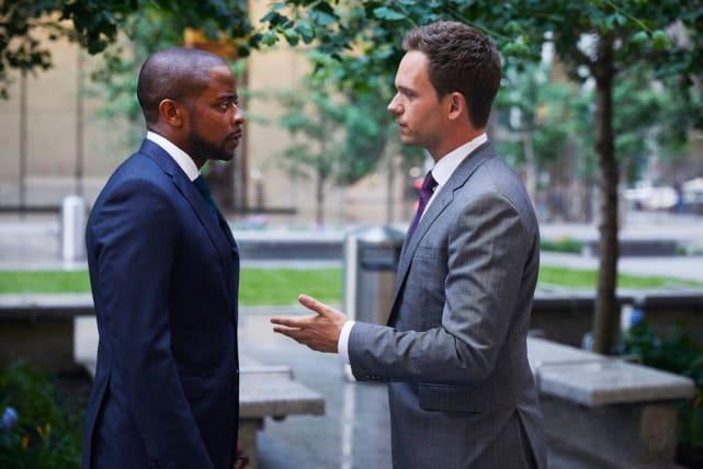 A Truce? - Suits Season 7 Episode 8
