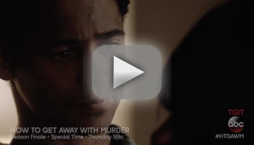how to get away with murder season 3 finale video