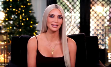 Kim's New Look - Keeping Up with the Kardashians