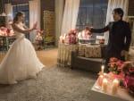 Mr. Mxyzptlk Attempts to Woo Kara - Supergirl Season 2 Episode 13
