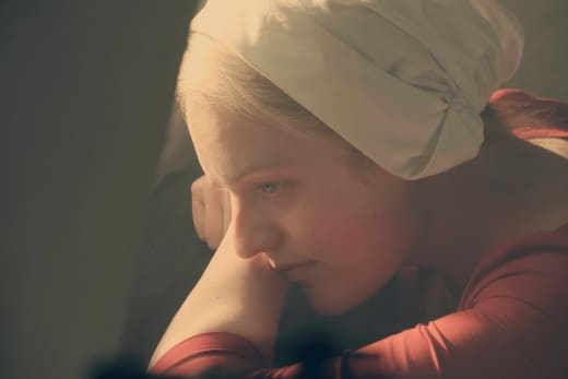 Thinking Deeply - The Handmaid's Tale Season 1 Episode 10