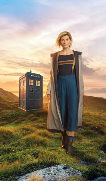 Thirteenth Doctor Promo Pic - Doctor Who