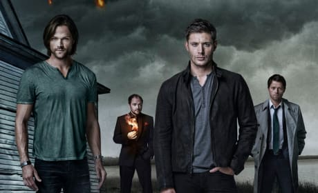 Supernatural Cast: Before They Were Stars