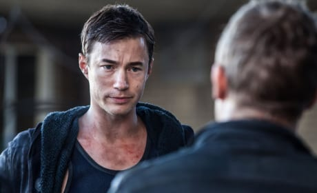 Michael Arrives in Time - Dominion Season 2 Episode 8