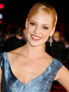 """Katherine Heigl to Play Lead Role in New Romantic Comedy, """"27 Dresses"""""""