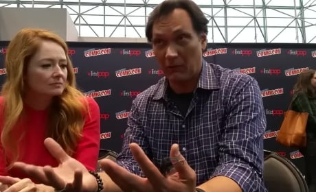 "Miranda Otto and Jimmy Smits 24: Legacy Interview - ""The Terror Threat Has Changed"""