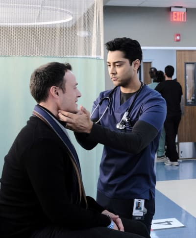 A Worrying Cough - tall - The Resident Season 3 Episode 11