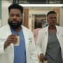 AJ is Undecided - Tall - The Resident Season 2 Episode 10