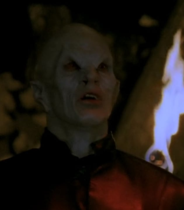 Rise of the Master - Buffy the Vampire Slayer Season 1 Episode 1