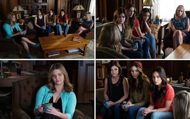 Give us answers pretty little liars s6e8