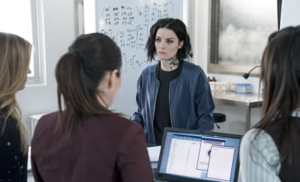 Watch Blindspot Online: Season 4 Episode 20