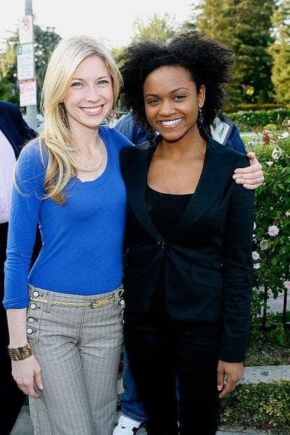 Brooke and Syesha