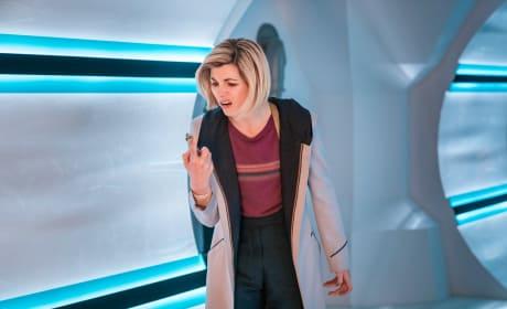 You're Kidding Me - Doctor Who Season 11 Episode 5