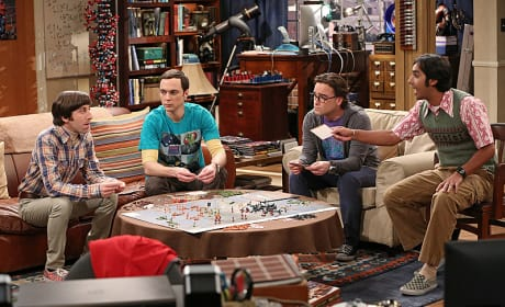 "The Big Bang Theory Photos from ""The Friendship Turbulence"""