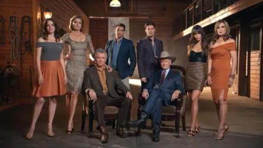 Dallas Cast Pic (TNT)