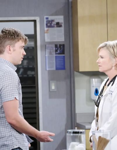 Kayla Has More News - Days of Our Lives