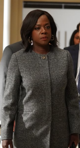 Back To Work - How To Get Away With Murder Season 6 Episode 2
