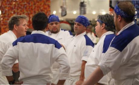 10 Chefs Left